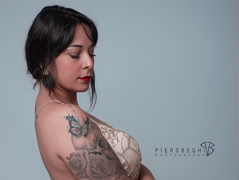 Categorie: Fashion, Portrait - Photographer: PIETRO BEGHI, Model: CHIARA REALI - Location: Ghedi, BS, Italia