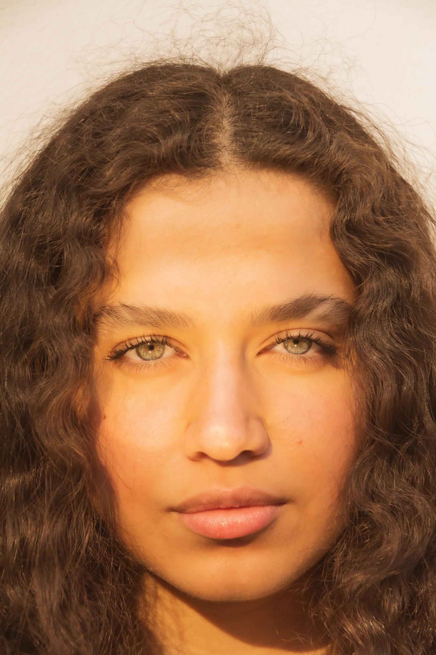 Categorie: Glamour, Portrait - Photographer: ELEONORA PIRAS - Model: NAJWA KAYALI - Location: Milano