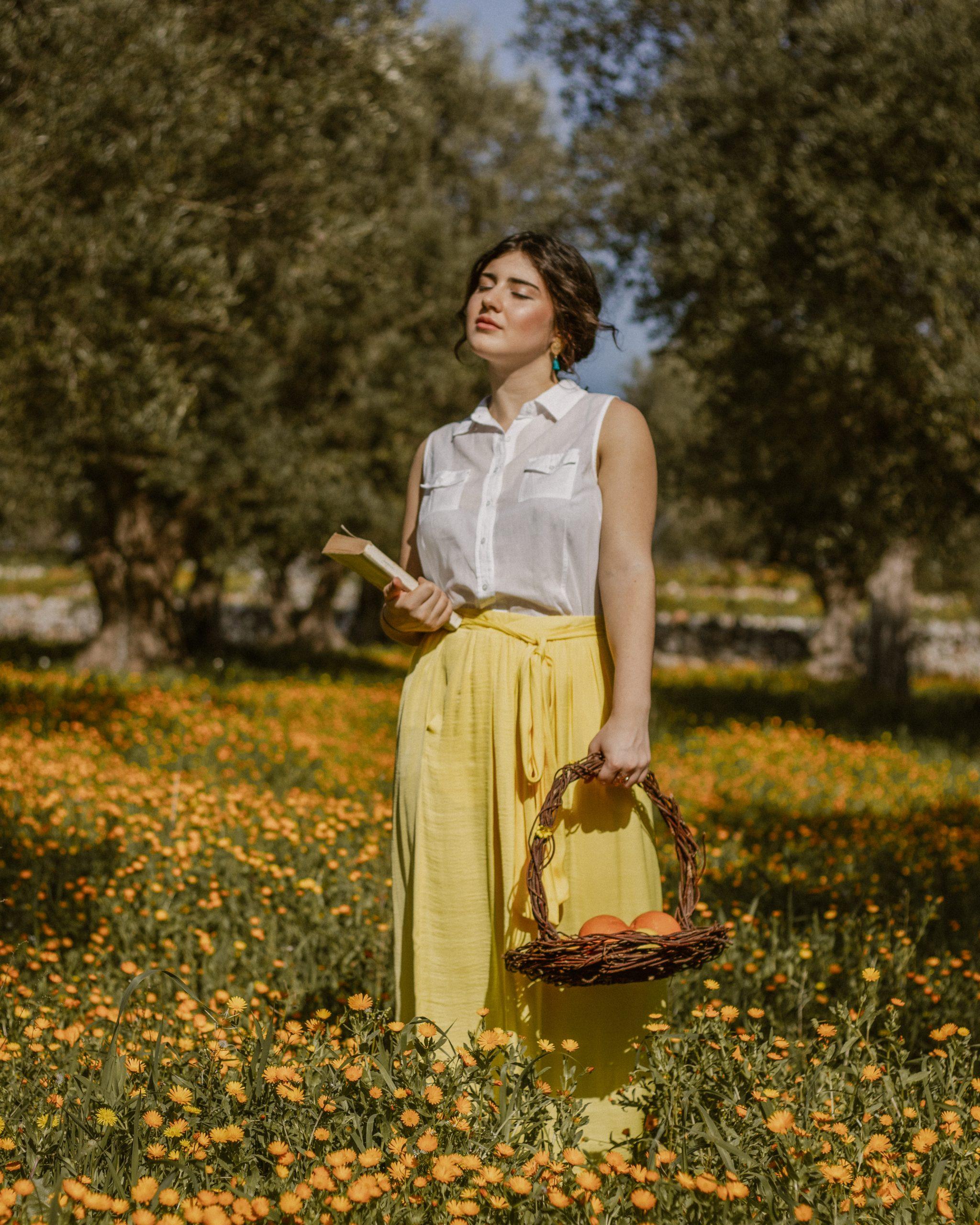 Categorie: Portrait, Glamour - Ph: ROSSELLA D'ONGHIA, Model: ERIKA D'APRILE, Mua: MARIANA CAZZOLLA -Location: Noci, BA, Italia