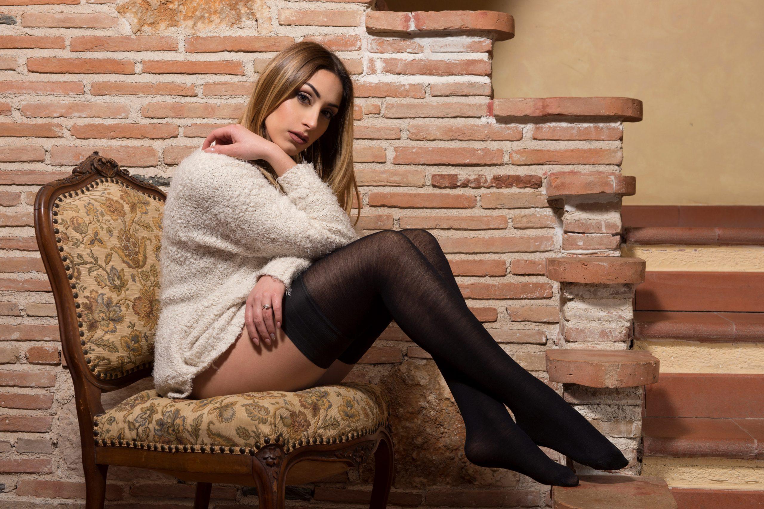 Categorie: Portrait|, |Fashion|, |Glamour - Ph: FRANCO FASCIOLO - Model: VERONICA COMPOGIANI - Location: Tenuta i due laghi
