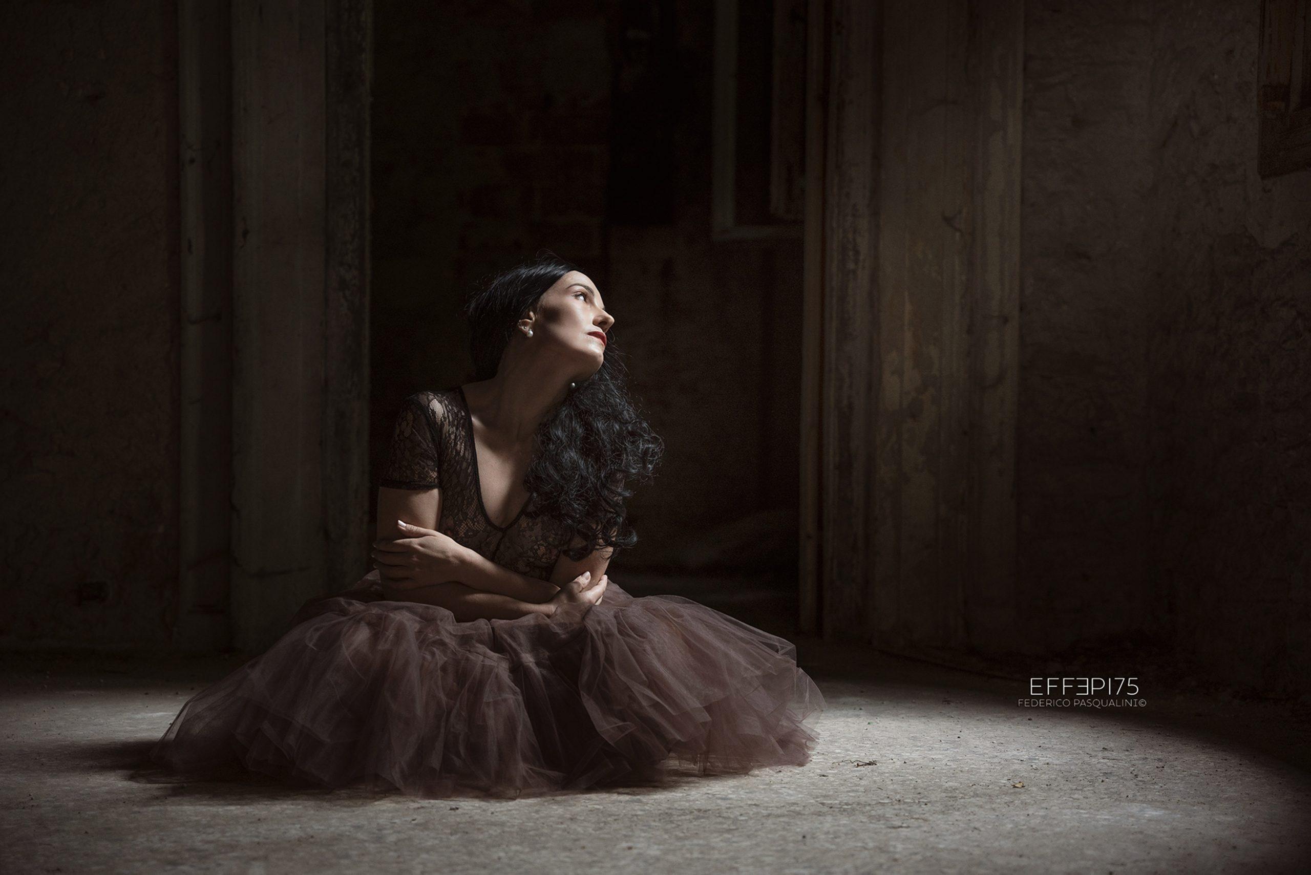 Categorie: Glamour, Portrait - Photographer: FEDERICO PASQUALINI - Model: ORIANA - Location: Vicenza, VI, Italia