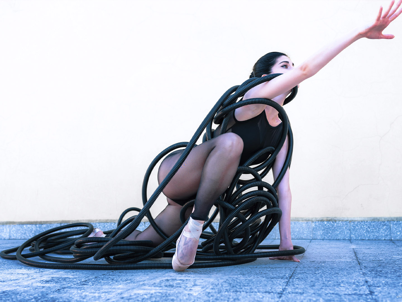 Categorie: Glamour, Portrait - Photographer: GAETANO PASTORE - Model & Dancer: SARA PALOMBINO- Location: Roma