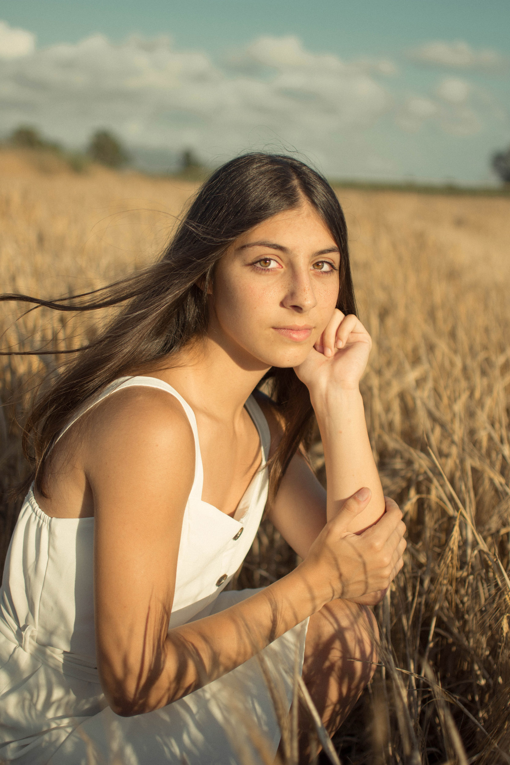 Categorie: Glamour, Portrait - Photographer: VALERIA DE RISO; Model: ALISIA LEMMINI; - Location: Baia Domizia, CE, Italia
