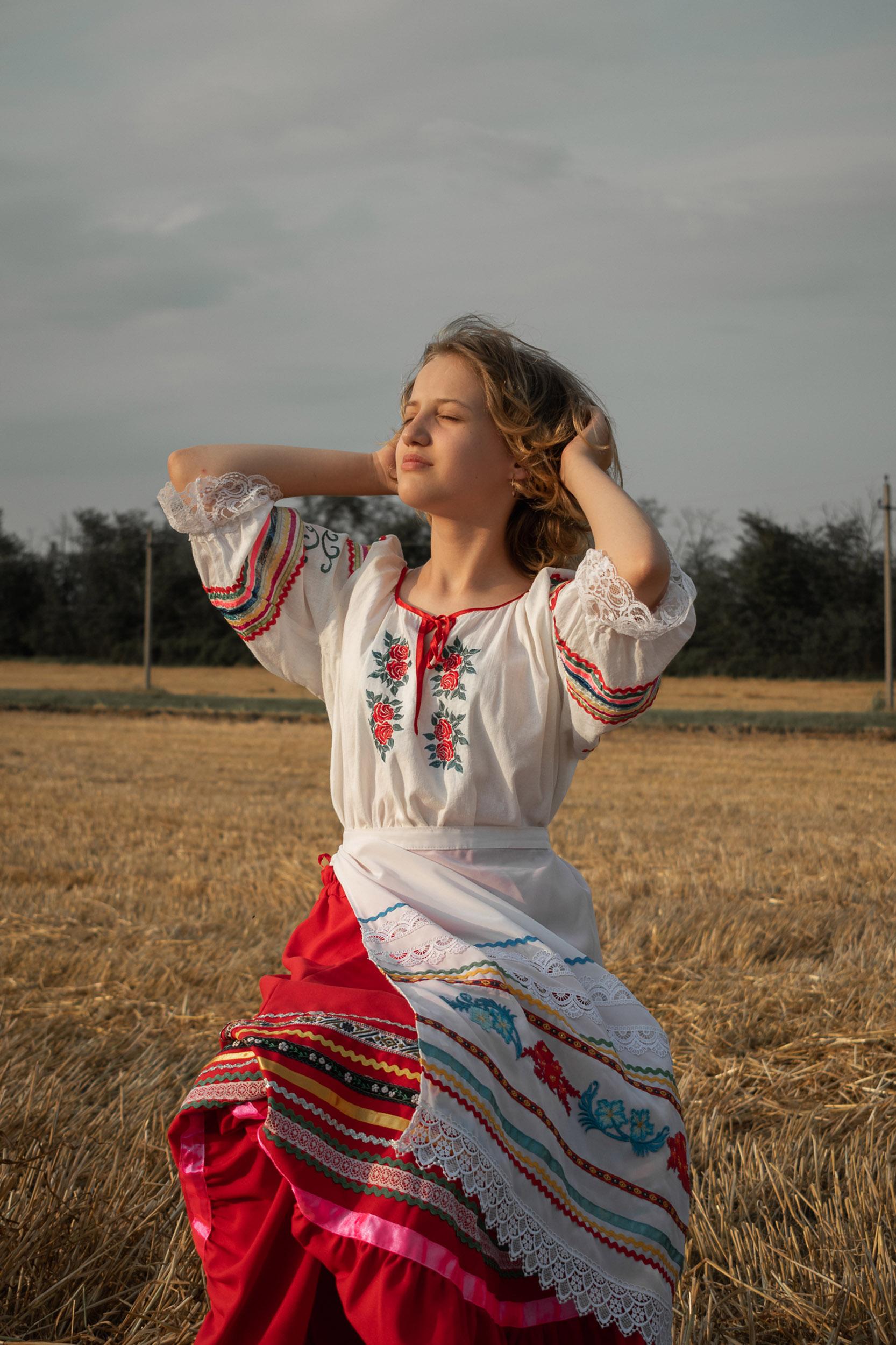 Categorie: Portrait, Glamour - Photographer: Асеева Наталья - Location: Краснодарский край, Russia