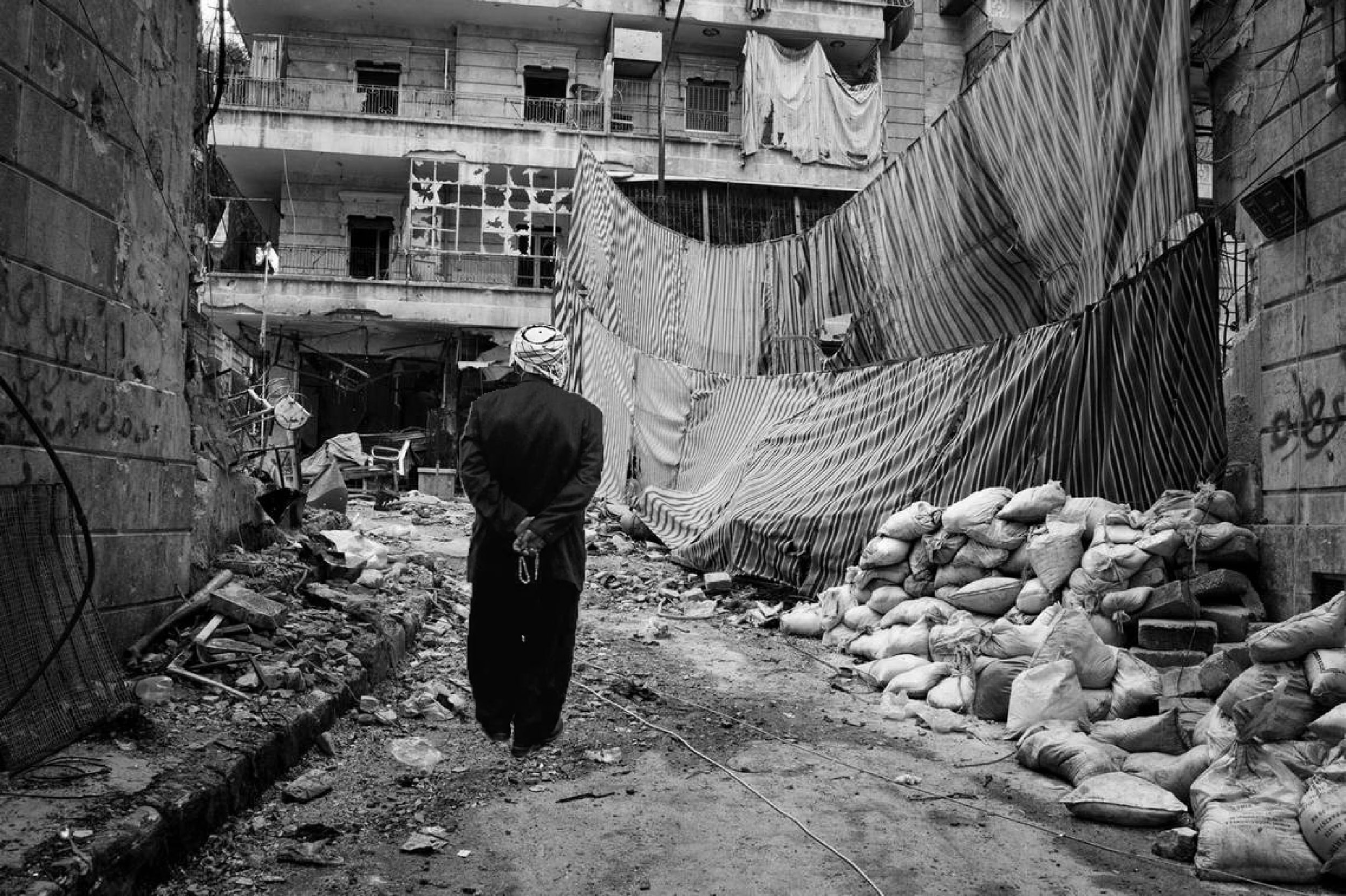 Categorie: Fine Art, Reportage, Street, Light Painting - Photographer: KAMIAR HOSEINIPOUR - Location: Mahabad, Iran