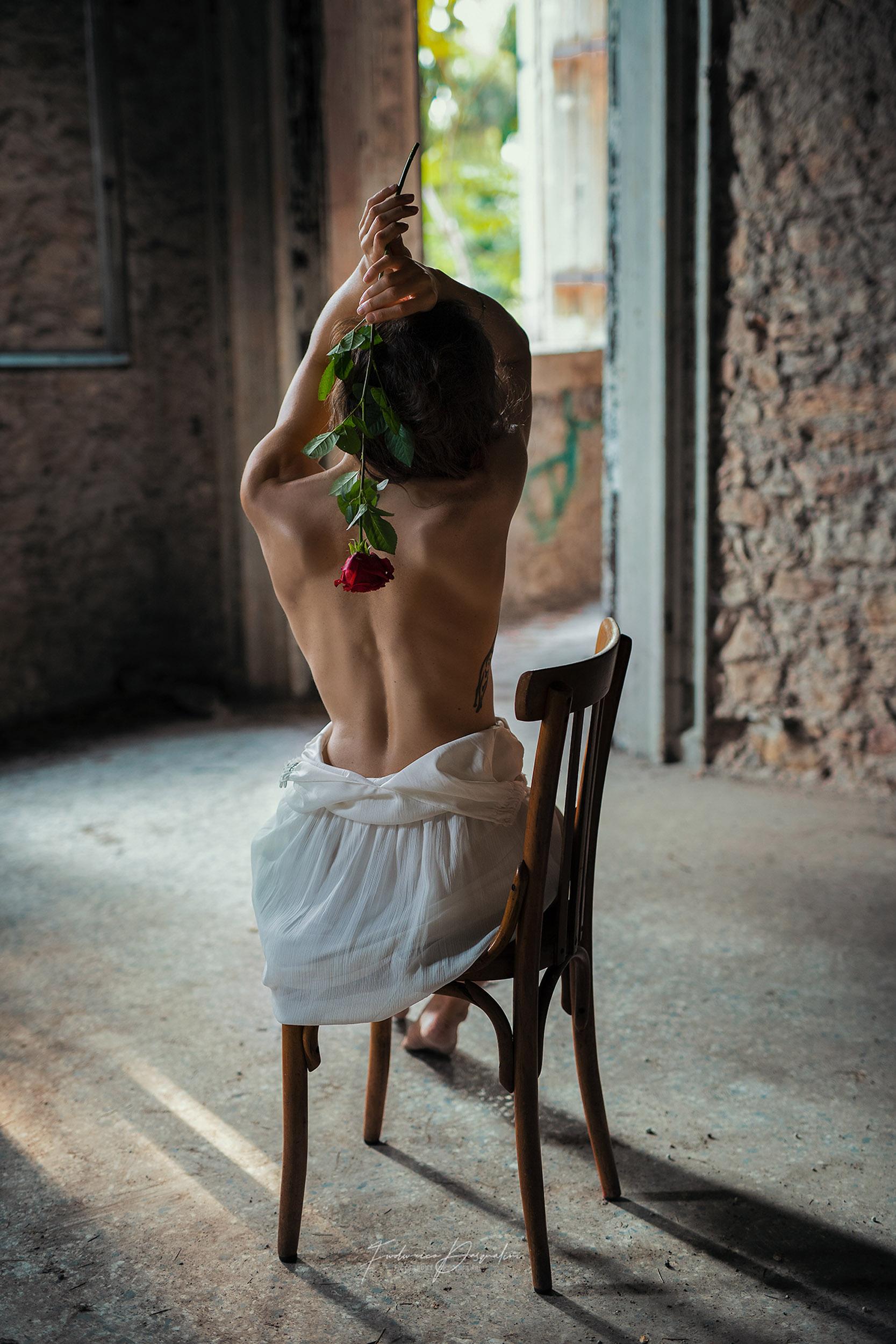 Categorie: Glamour, Portrait, Boudoir & Nude - Ph: FEDERICO PASQUALINI - Model: CHIARA PASSION PHOTO - Location: Vicenza, VI, Italia