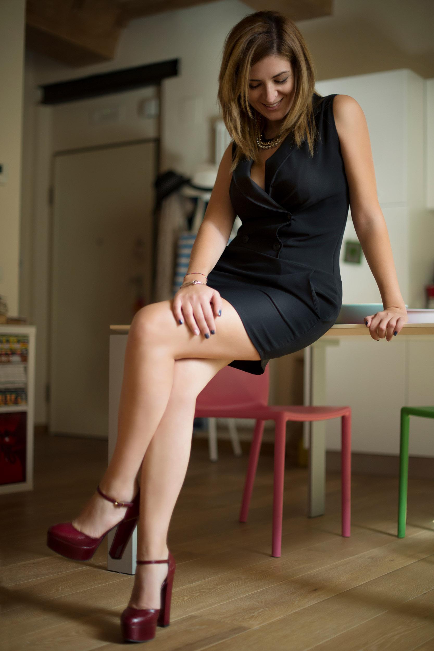 Categorie: Portrait|, |Fashion|, |Glamour - Ph: FRANCO FASCIOLO - Model: LUCIA BONCORI - Location: Ascoli Piceno, AP, Italia