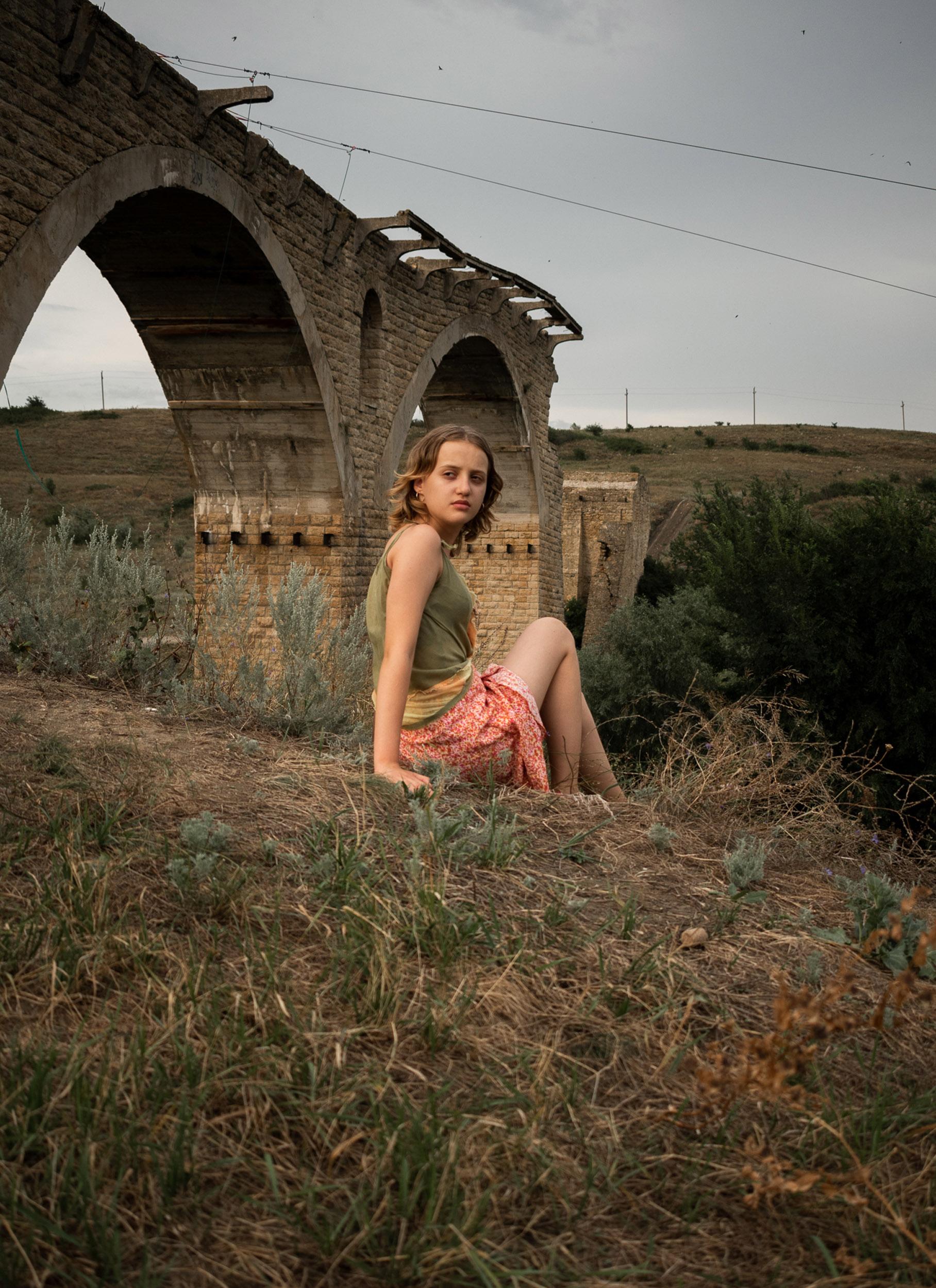 Categorie: Portrait, Glamour, Landscape & Nature - Photographer: Асеева Наталья - Location: Краснодарский край, Russia