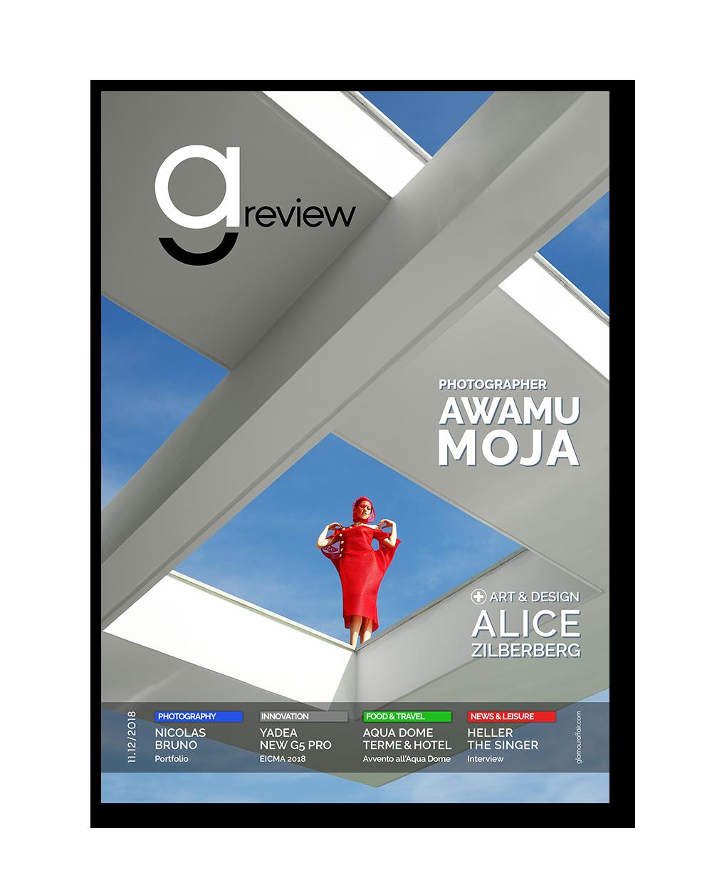 Glamour Affair Review - Novembre/Dicembre 2018