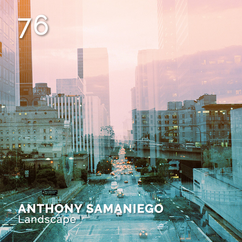 Glamour Affair Vision N.3 | 2019-03 - ANTHONY SAMANIEGO Landscape - pag. 76