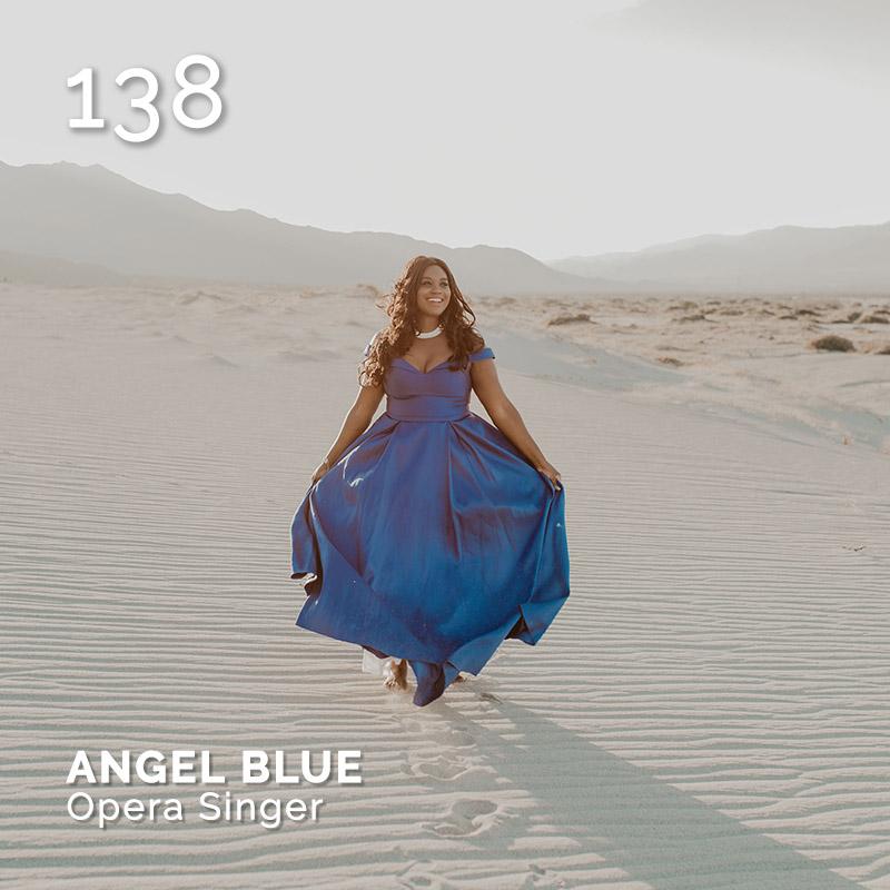 Glamour Affair Vision N.3 | 2019-03 - ANGEL BLUE Opera Singer - pag. 138