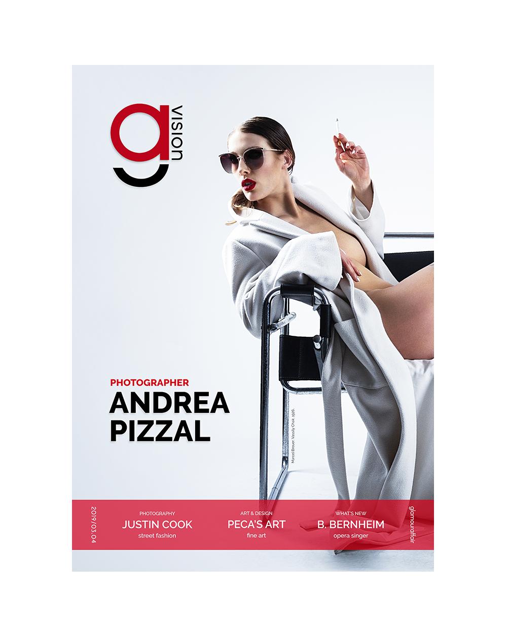 Glamour Affair Vision - Marzo/Aprile 2019