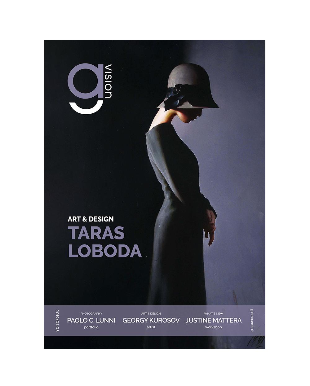 Glamour Affair Vision - Luglio/Agosto 2019