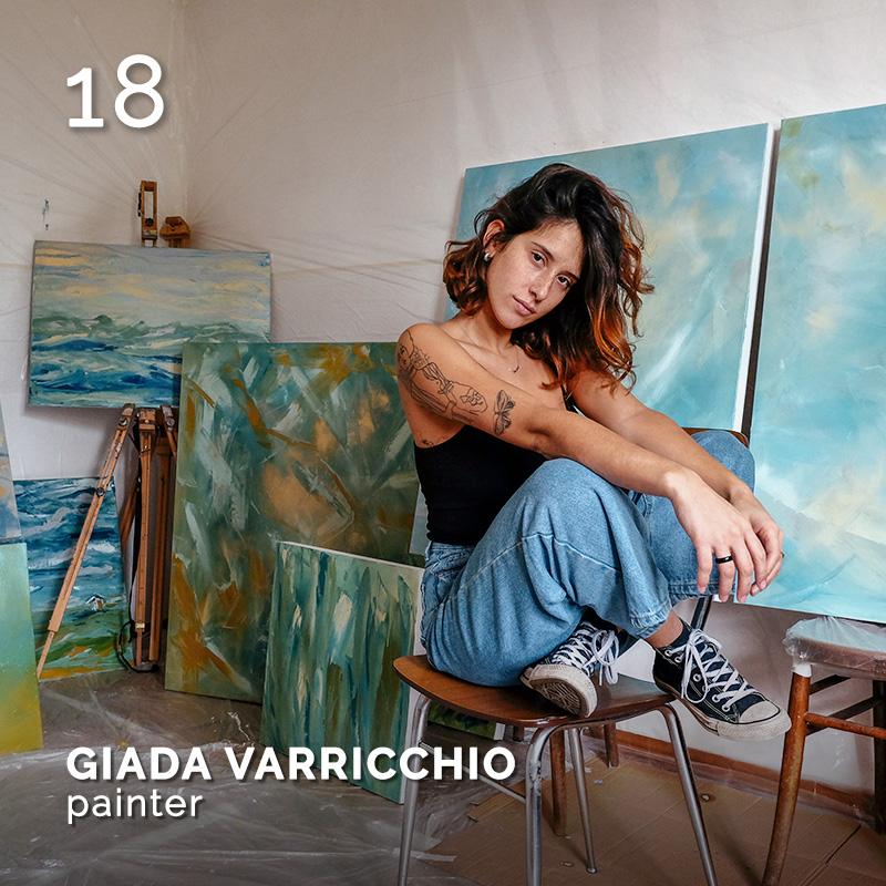 Glamour Affair Vision N.7   2020-01.02 - GIADA VARRICCHIO - pag. 18