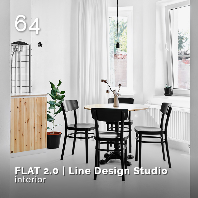 Glamour Affair Vision N.7   2020-01.02 - FLAT 2.0   Line Design Studio - pag. 64