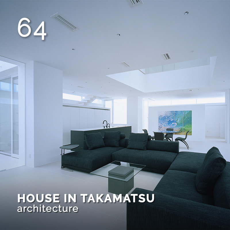 Glamour Affair Vision N.8 | 2020-03.04 - HOUSE IN TAKAMATSU - pag. 64