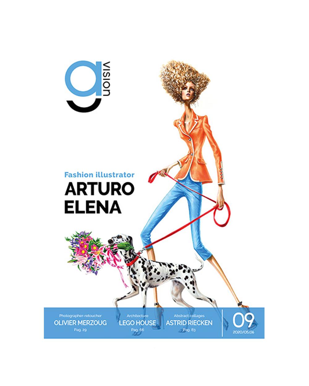 Glamour Affair Vision - N. 06 | 2019-11.12