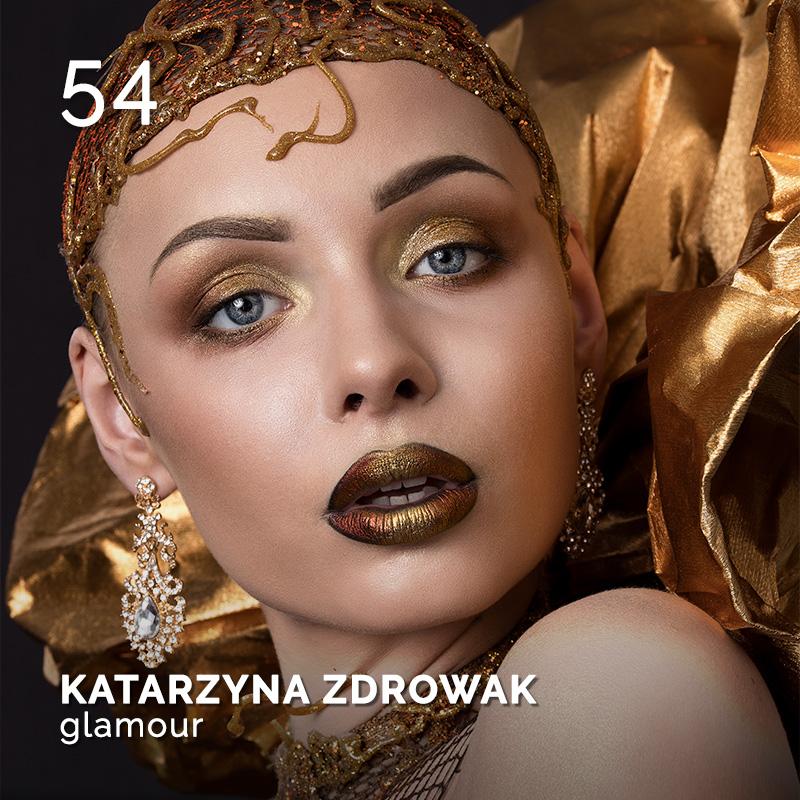 Glamour Affair Vision N. 11 | 2020-09.10 - KATARZYNA ZDROWAK- pag. 54