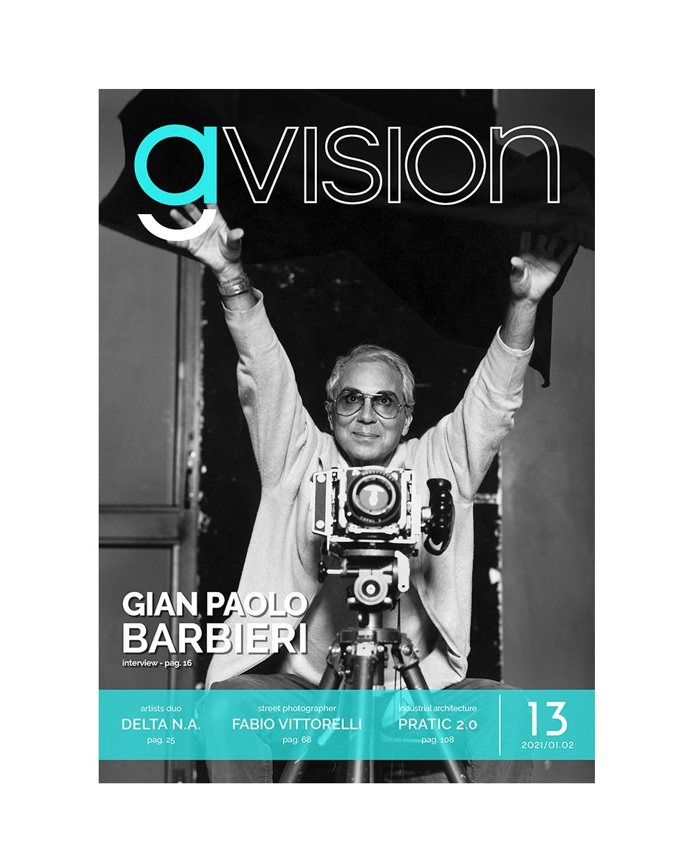 Glamour Affair Vision - N. 13 | 2021-01.02