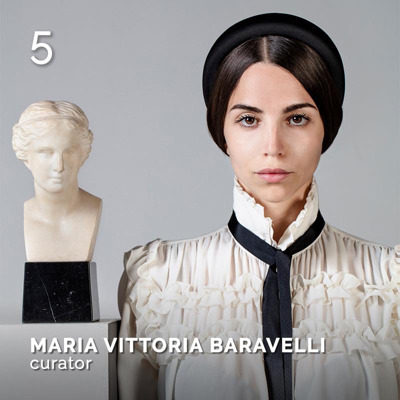 Glamour Affair Vision N. 14 | 2021-03.04 - MARIA VITTORIA BARAVELLI - pag. 5