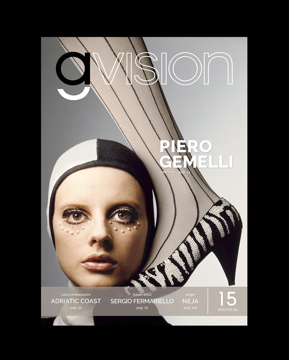 Glamour Affair Vision - N. 15 | 2020-05.06