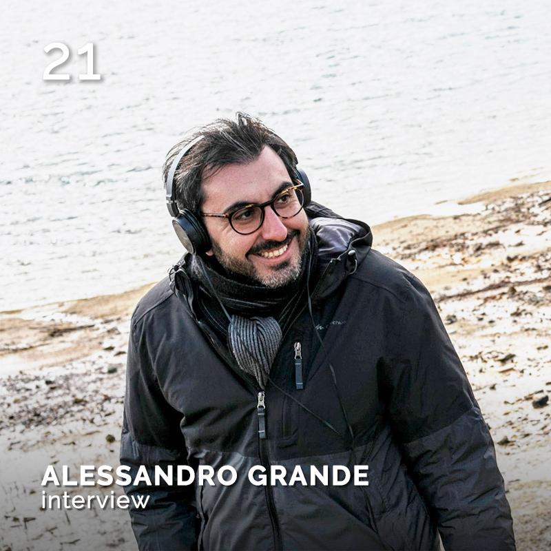 Glamour Affair Vision N. 16 | 2021-07.08 - ALESSANDRO GRANDE - pag. 21