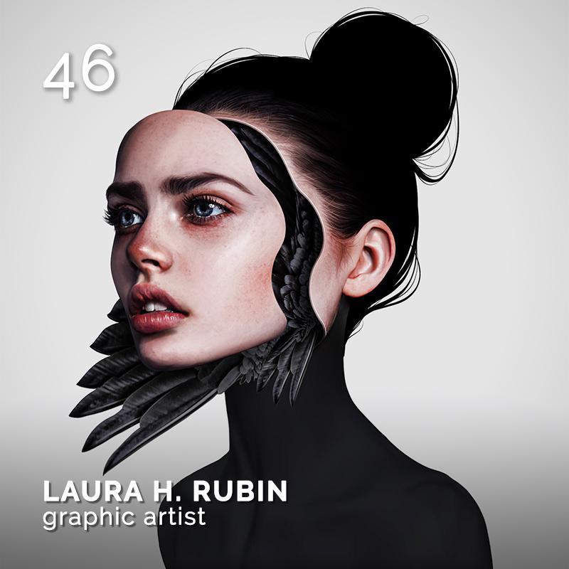 Glamour Affair Vision N. 16 | 2021-07.08 - LAURA H. RUBIN - pag. 46