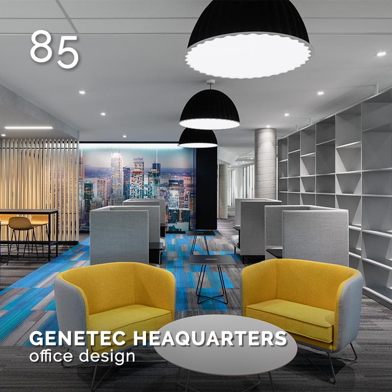 Glamour Affair Vision N. 16 | 2021-07.08 - GENETEC HEAQUARTERS - pag. 85