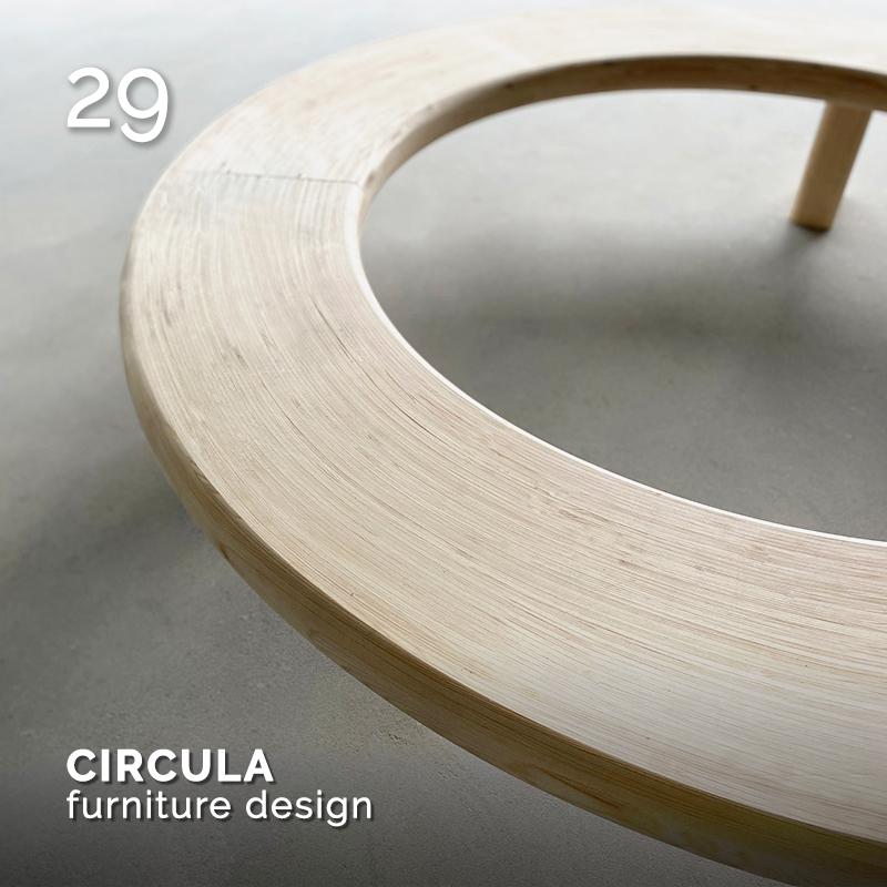 Glamour Affair Vision N. 17 | 2021-09.10 - CIRCULA furniture design - pag. 29