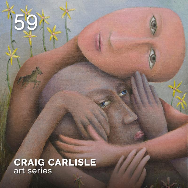 Glamour Affair Vision N. 17 | 2021-09.10 - CRAIG CARLISLE art series - pag. 59