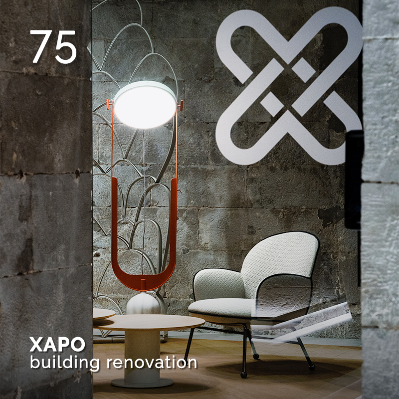 Glamour Affair Vision N. 17 | 2021-09.10 - XAPO building renovation - pag. 75
