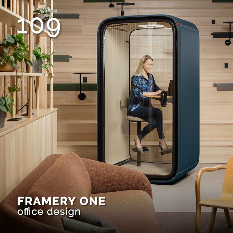 Glamour Affair Vision N. 17 | 2021-09.10 - FRAMERY ONE office design - pag. 109