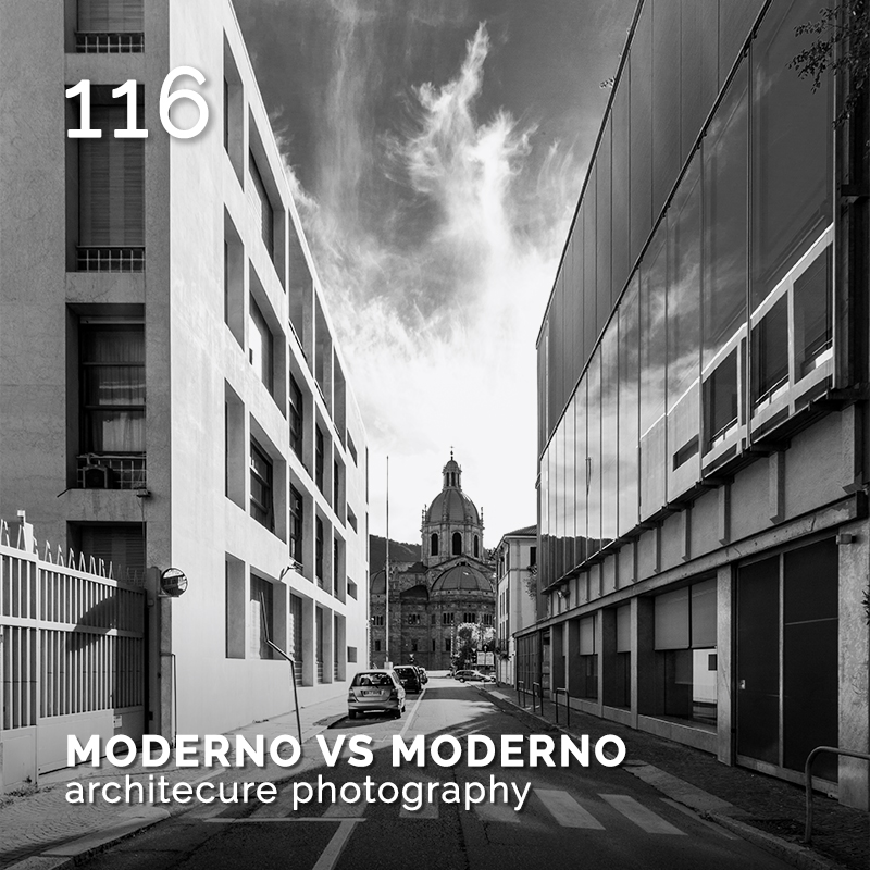 Glamour Affair Vision N. 17 | 2021-09.10 - MODERNO VS MODERNO architecure photography - pag. 116