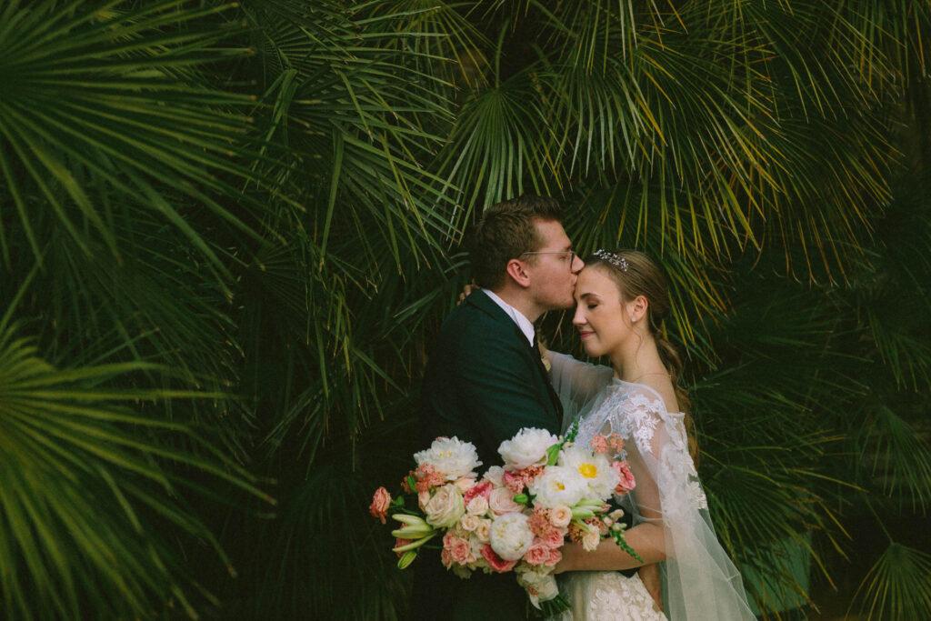 Hochzeitsfotos Orangerie