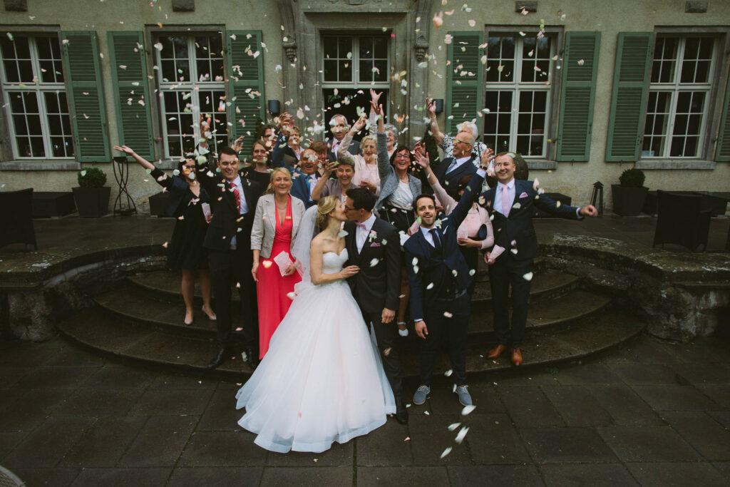 Gruppenfoto Schloss Kartzow