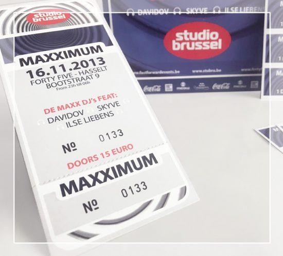 Promotie_Studio Brussel_Glimpse