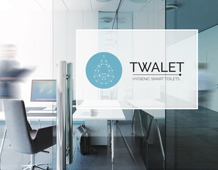 Huisstijl Twalet_Logo_Glimpse