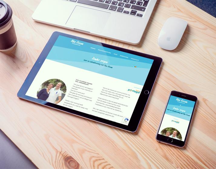 Webdesign_BlueOcean_Glimpse