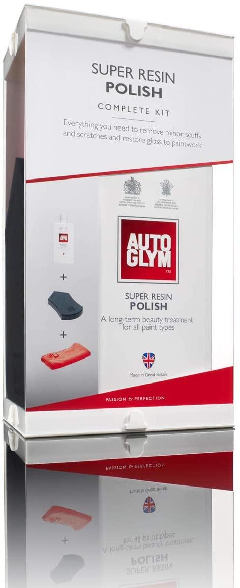 Autoglym Super Resin Polish 1Lt, 1 Litre