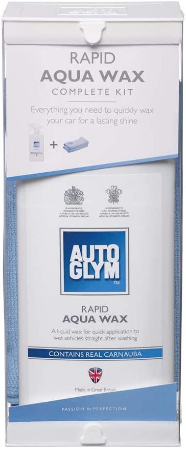 Autoglym AWKIT Aqua Wax Kit