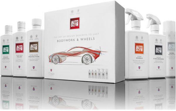 Autoglym VP9BLK The Collection - Perfect Bodywork, Wheels & Interiors