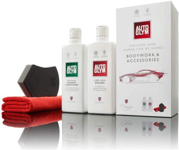Autoglym VP2BWA Collection-Perfect Bodywork & Accessories