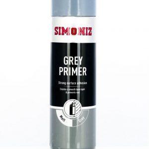 Holts LOYSIMP11C Simoniz Spray Paint, 500 ml, Grey Primer