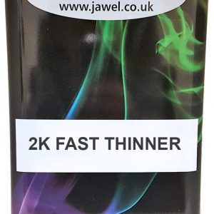 5litres 2K Thinner for 2k Paint Basecoat Paint 2k primer and 2k Clear Lacquer