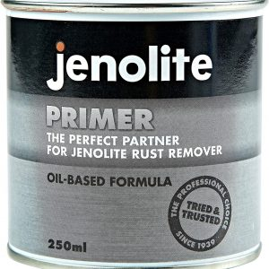 JENOLITE Red Oxide Primer, Anti Rust Zinc Spray Paint - 400ml