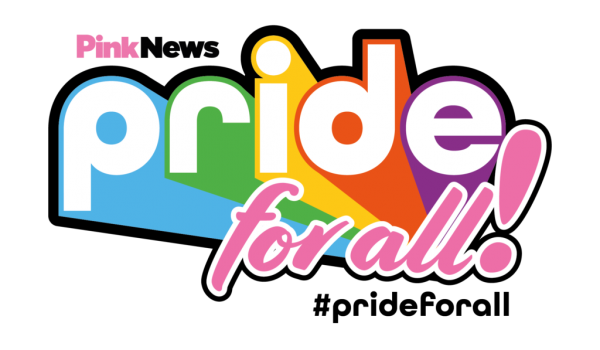 "PinkNews ready to launch ""Pride for All"" online"
