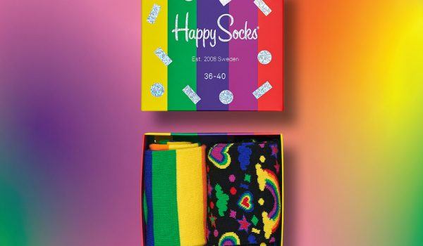 Pride with Happy Socks and an exclusive 20% discount!