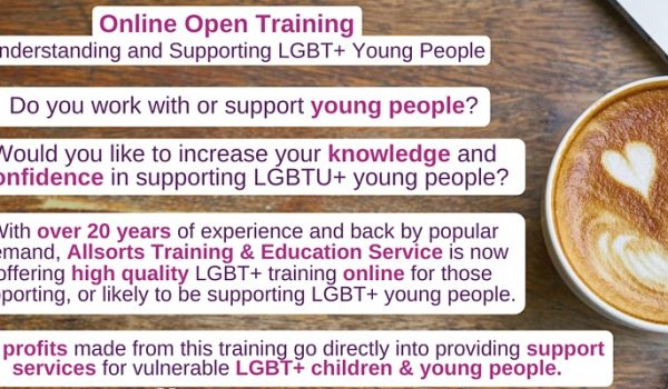 Understanding & Supporting LGBT+ Young People