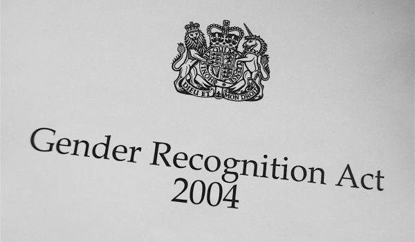 Here's the full Government's Response to Gender Recognition Act (2004) consultation