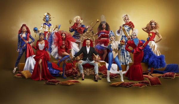 "Meet the ten new Dutch queens from ""Drag Race Holland"""